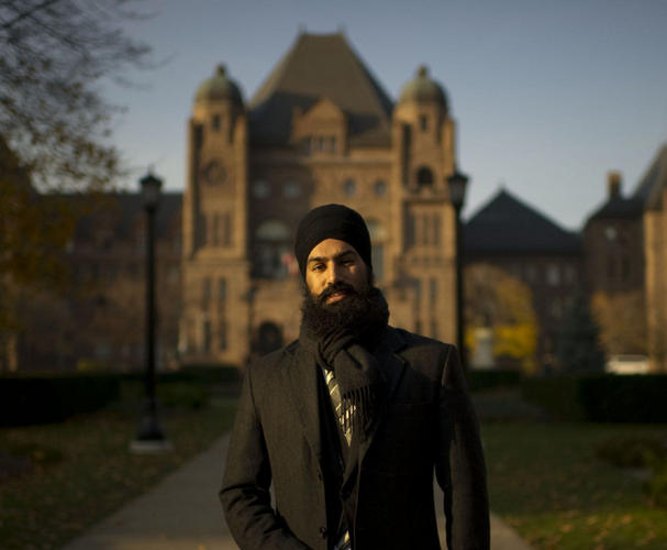 Jagmeet Singh, NDP MPP for Bramalea-Gore-Malton, has introduced a private member's bill in the Ontario legislature to cap the fees on remittance payments made by migrant workers and immigrants