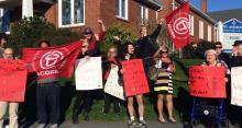 Nova Scotia ACORN opposes Joanne Bernard's candidacy