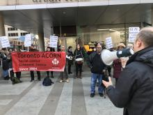 Toronto ACORN Inclusionary Zoning Action