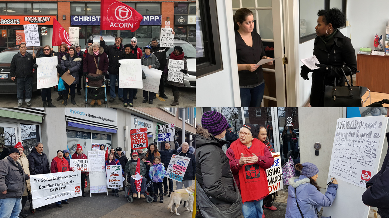 Ontario Action, March 14