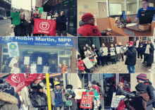 ACORN OW/ODSP action Feb 14, 2019