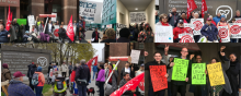 Provincial Day of Action ACORN