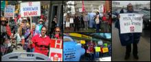 ACORN and CUPW fight for Postal Banking