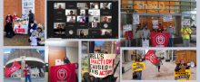 ACORN Members take on Big Telecoms & Trudeau Government: We need 10 dollar a month internet!